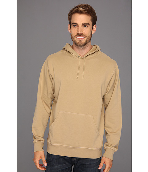 Bluze Patagonia - Hooded Monk Sweatshirt -  Fitz Trout/Classic Tan
