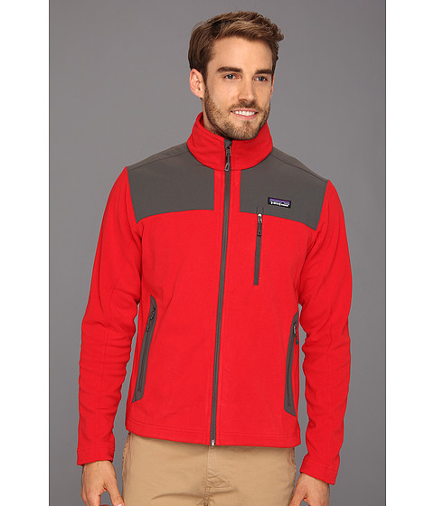 Jachete Patagonia - Cedars Jacket -  Red Delicious