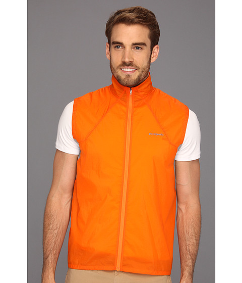 Jachete Patagonia - Men\s Nine Trails Vest -  Turmeric Orange