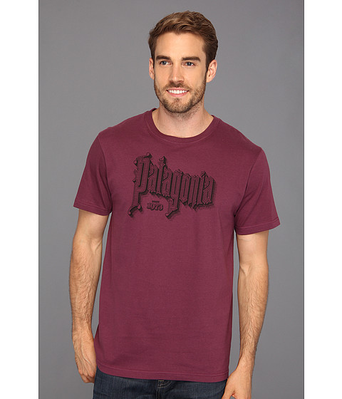 Tricouri Patagonia - Old Timey T-Shirt - Light Balsamic