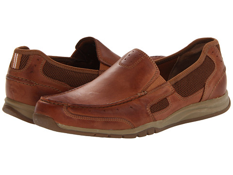 Pantofi Clarks - Armada Spanish - Tan Leather