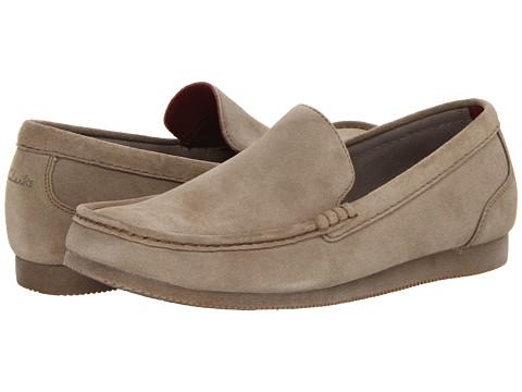 Pantofi Clarks - Brandt - Taupe Suede