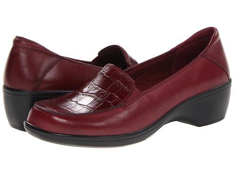 Pantofi Clarks - May Thistle - Burgundy