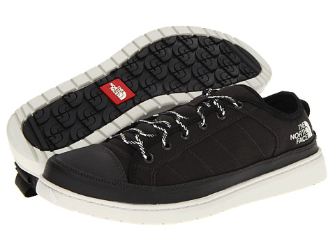 Adidasi The North Face - Base Camp Sneaker - TNF Black/TNF Black