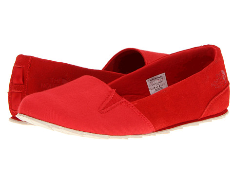 Adidasi The North Face - Base Camp Skimmer Luxe - TNF Red/TNF Red