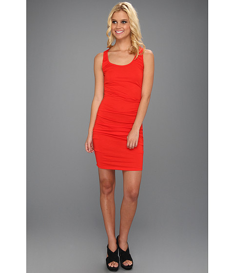 Rochii Type Z - Edlyn Dress - Flame Red
