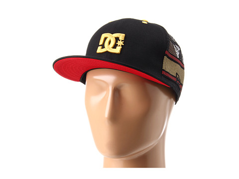 Sepci DC - Rob Dyrdek Lux Stripe Hat - Black