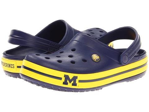 Sandale Crocs - Crocband Collegiate Clogs - University Of Michigan