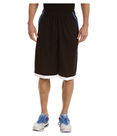 Pantaloni Nike - Nike Contest Short - Black/Photo Blue/White/Team Orange