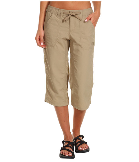 Pantaloni The North Face - Horizon Betty Capri - Dune Beige