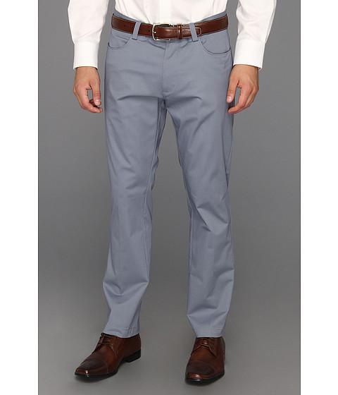 Pantaloni Calvin Klein - 4-Pocket Sateen Bowery Casual Pant - Flintstone