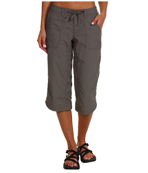 Pantaloni The North Face - Horizon Betty Capri - Pache Grey