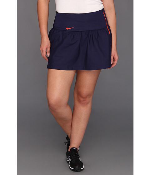 Fuste Nike - Sport Solid Skort - Blackened Blue