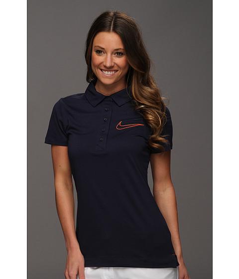 Tricouri Nike - Sport Jersey Polo - Blackened Blue