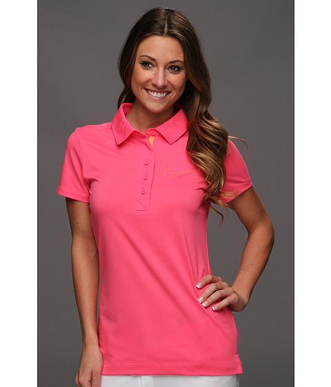 Tricouri Nike - Sport Jersey Polo - Dynamic Pink