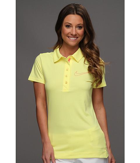 Tricouri Nike - Sport Jersey Polo - Electric Yellow