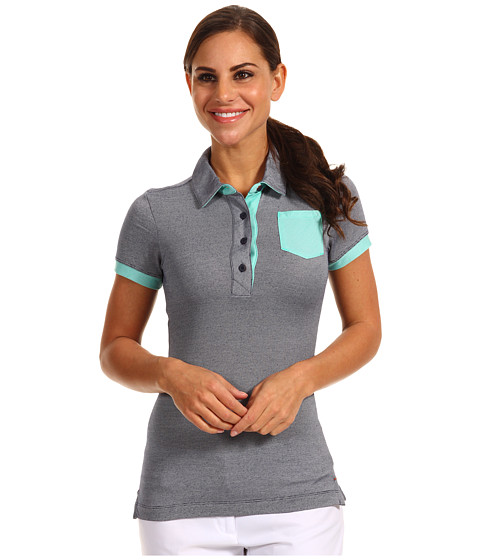 Tricouri Nike - Sport Pocket Polo - Blackened Blue