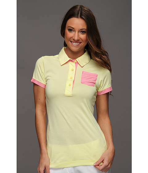 Tricouri Nike - Sport Pocket Polo - Electric Yellow