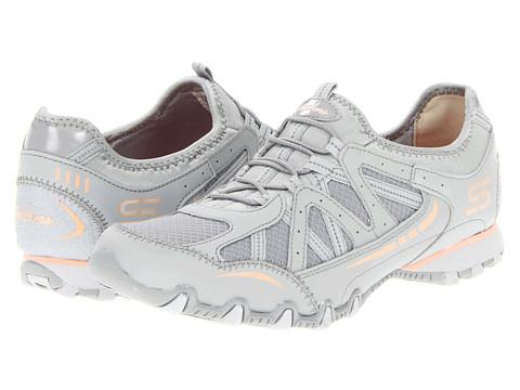 Adidasi SKECHERS - Bikers - Conjure-Up - Light Gray
