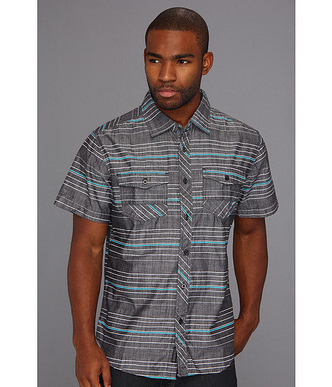 Camasi ECKO - First Line Woven - Black