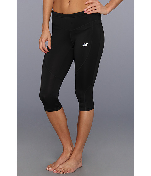 Pantaloni New Balance - Run Capri - Black