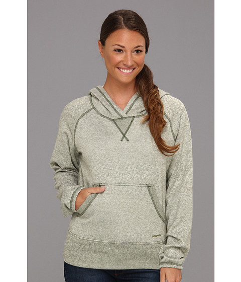 Bluze Patagonia - Cloud Stack Pullover - Spanish Moss