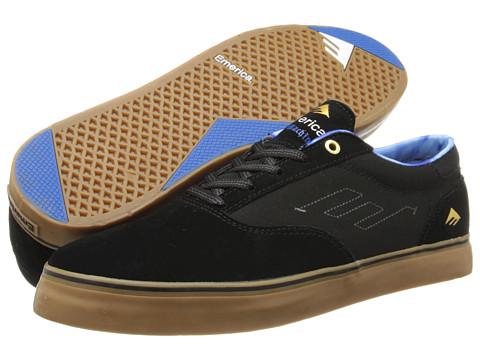 Adidasi Emerica - The Provost - Black/Black/Gum
