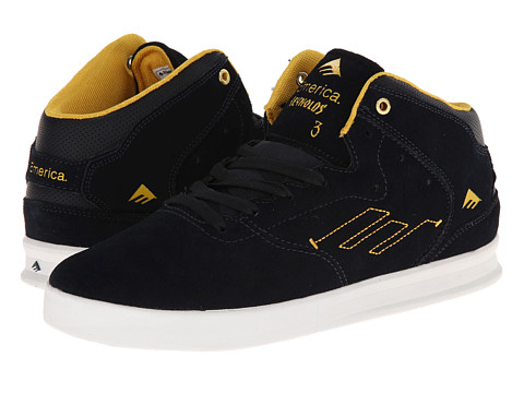 Adidasi Emerica - The Reynolds - Navy/Yellow