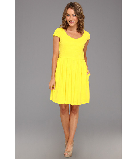 Rochii Christin Michaels - Casi Dress - Yellow