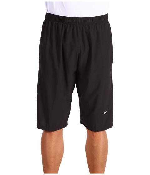 Pantaloni Nike - Eleven-Inch 2-In-1 Short - Black/Black/Black/Reflective Silver
