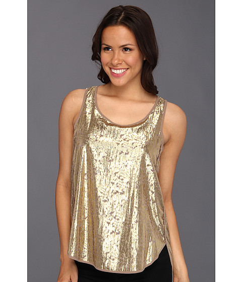 Bluze Kenneth Cole - Cora Top - Gold