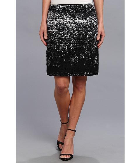 Fuste Kenneth Cole - Juliet Skirt - Black Multi