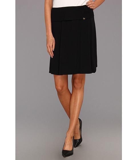 Fuste Calvin Klein - Pullon Skirt - Black