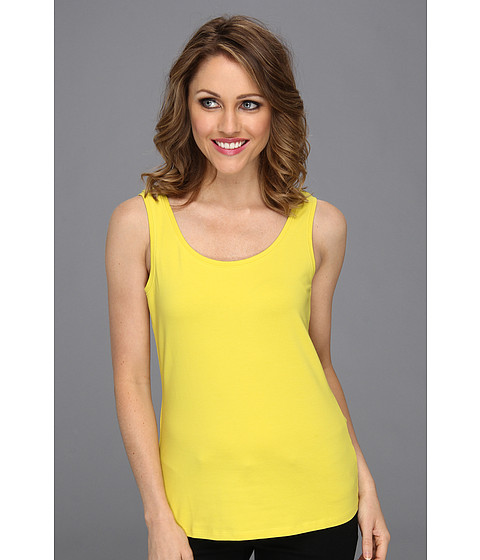 Tricouri NIC+ZOE - Caliente Perfect Tank - Island Lime
