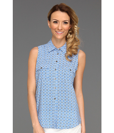 Bluze Vince Camuto - S/L Western Shirt - Marina
