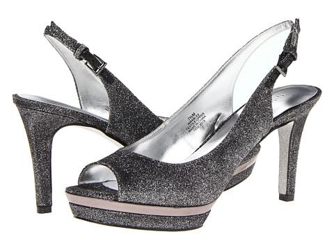 Pantofi Nine West - Able - Black Fabric