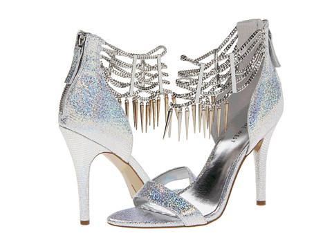 Pantofi Nine West - Anastia - Argento/Silver Metallic
