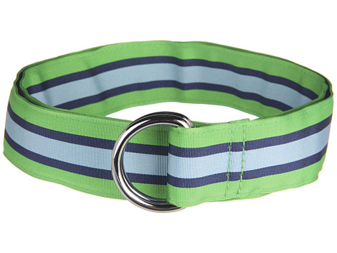 Curele Vineyard Vines - Wake Stripe Grosgrain Belt - Lucky