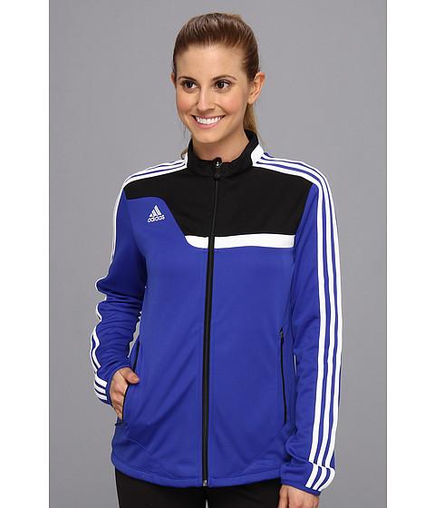 Bluze adidas - Tiro 13 Training Jacket - Cobalt/Black/White