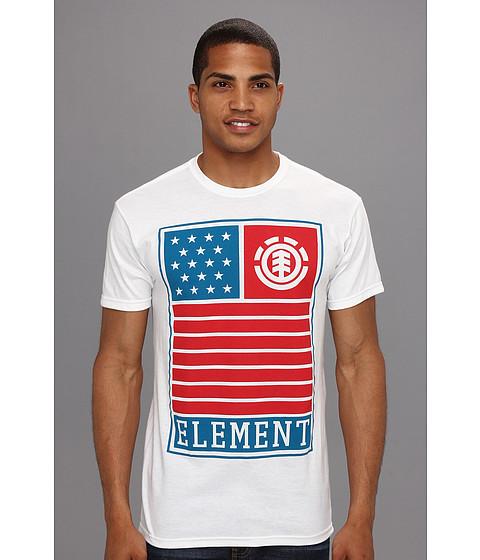 Tricouri Element - U.S.A. 50/50 Tee - Natural