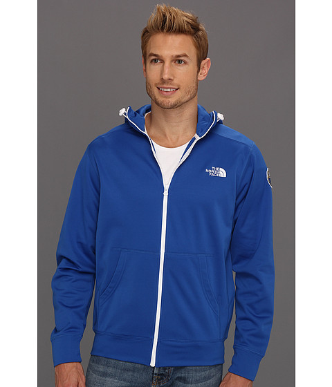 Bluze The North Face - Terra Range Full-Zip Hoodie - Nautical Blue