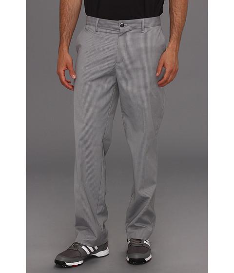 Pantaloni adidas - Tonal Mini Check Pant \13 - Chrome/Coal