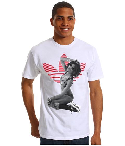 Tricouri adidas - Wild Style Tee - White