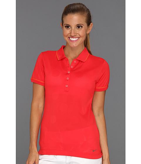Tricouri Nike - Dottie Graphic Polo - Hyper Red
