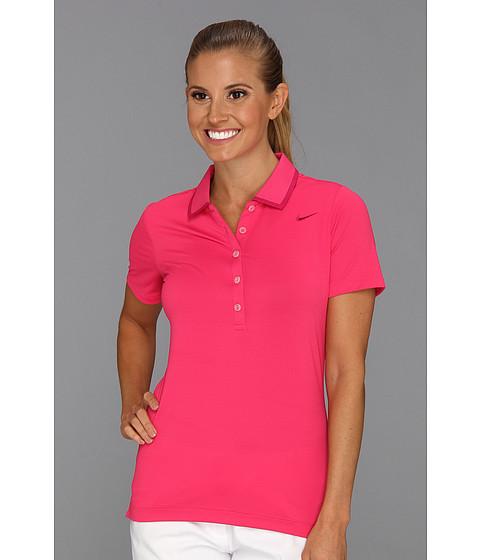 Tricouri Nike - Swoosh Tech Polo - Pink Force