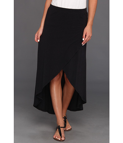 Pantaloni Vans - Hysteria High-Low Skirt - Black