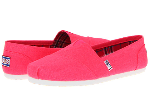 Adidasi SKECHERS - Bobs - Zing - Hot Pink