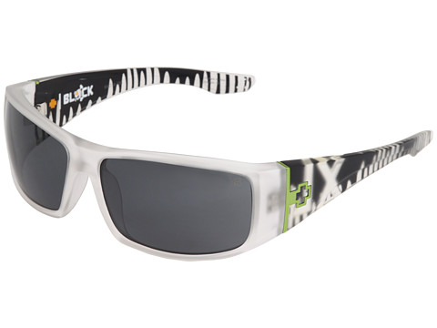 Ochelari Spy Optic - Cooper XL - Spy+Ken Block/Matte Crystal Drips/Grey Lens