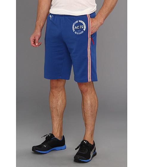 Pantaloni PUMA - AC Adrift Knit Shorts - True Blue