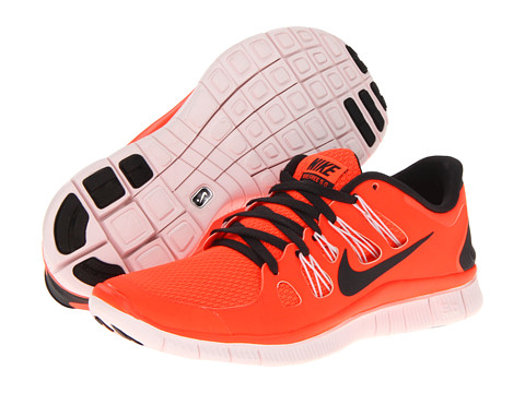 Adidasi Nike - Free 5.0+ - Total Crimson/Pearl Pink/Light Blue